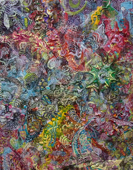Ethan Meyer, 'Eschaton', 2016
