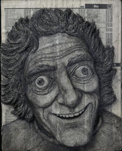 Alex Queral, 'Marty Feldman', 2010