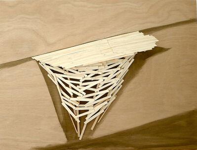 Tadashi Kawamata, 'Plan for Lyon', 2013