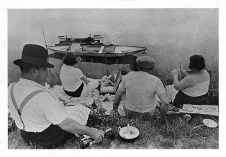 Henri Cartier-Bresson, 'River Marne', 1938