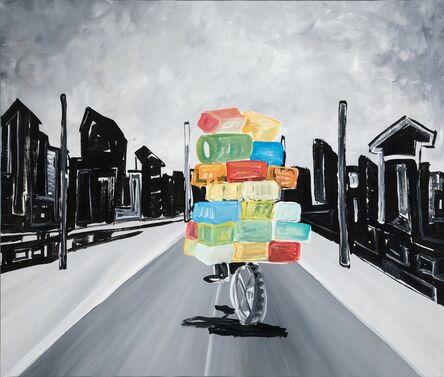 Klèmèguè, 'Sans titre ', 2017