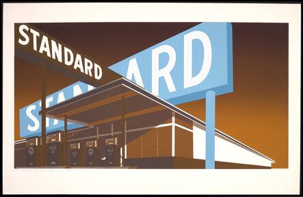 Ed Ruscha, 'Double Standard', 1970