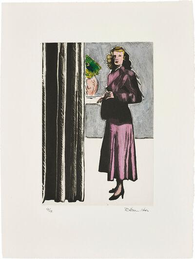 Richard Hamilton, 'Patricia Knight  I (coloured)', 1982