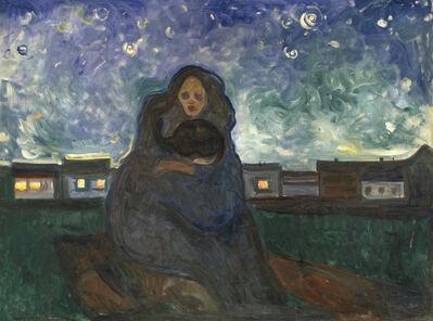 Edvard Munch, 'Under the Stars', 1900-1905