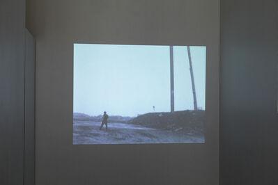 "Chris Burden, 'Beam Drop. Installation view, ""Chris Burden: Extreme Measures"" at New Museum, New York, 2013', 1984"