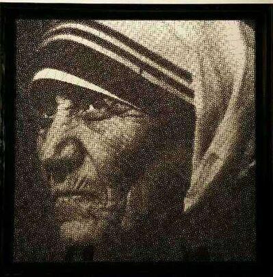 Seungmo Park, '  Mother Teresa', 2014