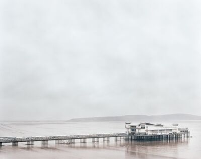 Simon Roberts, 'Weston-Super-Mare Grand Pier, Somerset', 2011