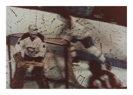 Howardena Pindell, 'Video Drawings: Hockey', 1975