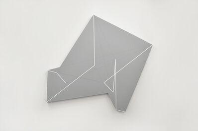 Manfred Mohr, 'P-511-L', 1997