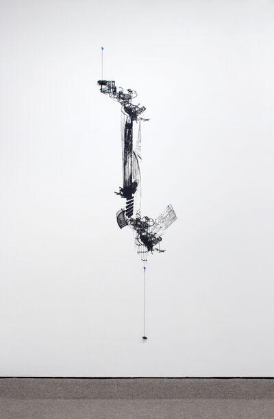 Sarah Sze, 'Ripe Fruit Falling', 2012