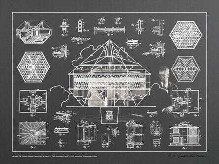 R. Buckminster Fuller, '4D HOUSE', 1981