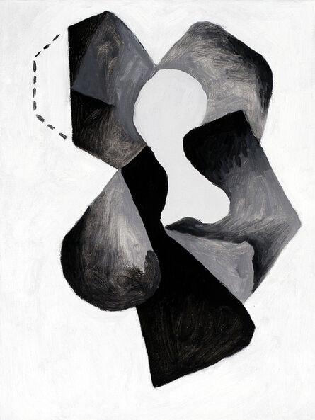 Antonio Malta Campos, 'Cabeça #3', 2017