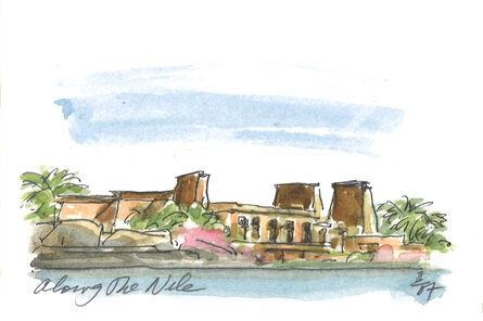 Joyce Rezendes, 'Along the Nile, Postcard 2', 2007