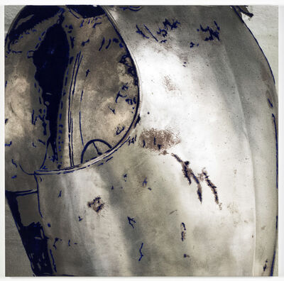 Berend Strik, 'Decipher the artist's mind:...(studio JF)', 2016