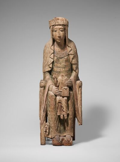 Unknown French, 'Enthroned Virgin and Child', ca. 1130–1140