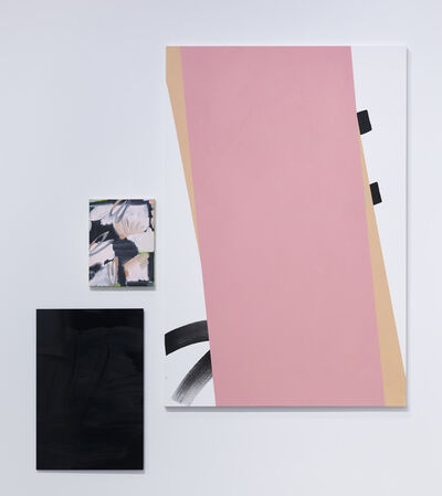Mary Ramsden, 'Wetlook (1,2 and 3)', 2016