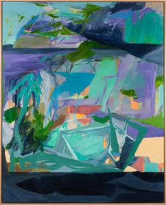Amber Wallis, 'Great Barrier Island/Tryphena/Boat', 2015