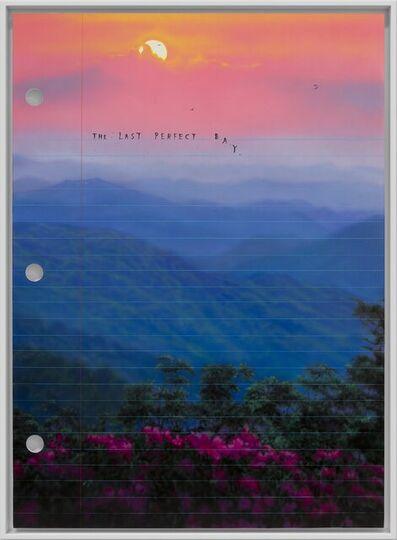 Friedrich Kunath, 'THE LAST PERFECT DAY', 2020
