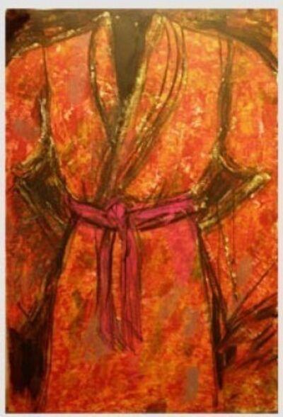 Jim Dine, 'Untitled (Robe 9)', 2006