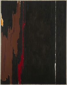 Clyfford Still, 'PH-26', 1951