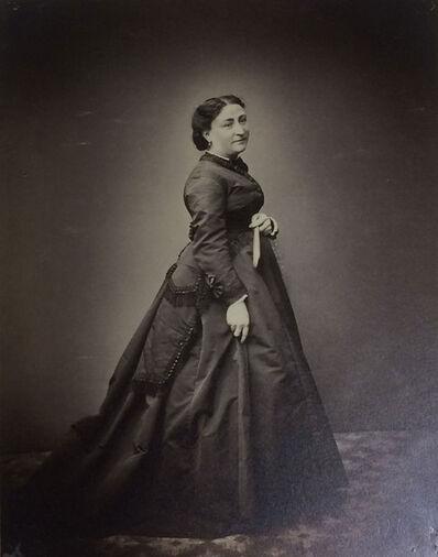 Louis-Rémy Robert, 'Madame Baron', ca. 1850