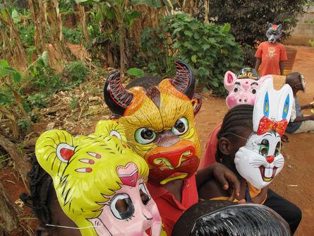 Pascale Marthine Tayou, 'Kids Mascarade', 2009