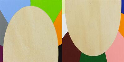 Otto Berchem, 'Silver Tongued (study)', 2014