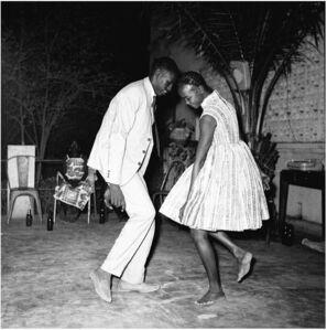 Malick Sidibé, 'Nuit de Noël (Happy Club)', 1963