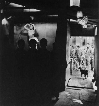 Robert Doisneau, 'La Trepidante Wanda', 1953