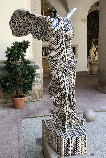 Kendell Geers, 'Cadavre Exquis (Nike Of Samothrace)', 2007
