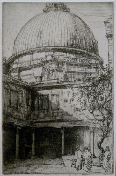 Donald Shaw MacLaughlan, 'Near the Salute, Venice', 1909