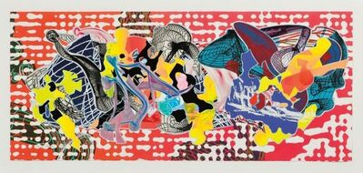 Frank Stella, 'Libertinia', 1995