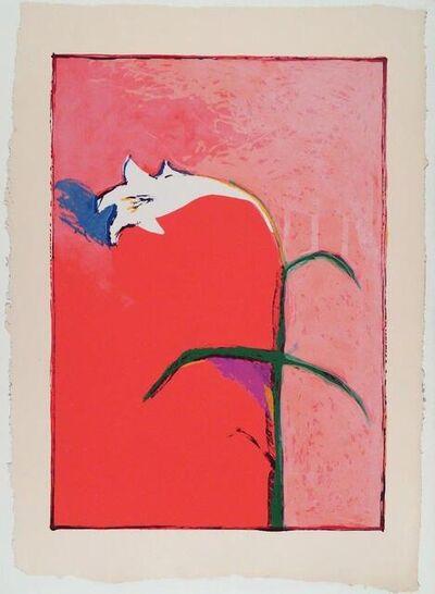 Fritz Scholder, 'Lilly', 1983