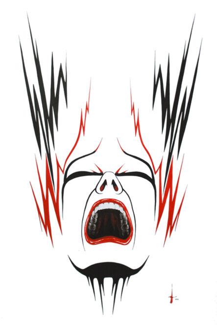 Lakshmi Mohanbabu, 'Agony – Spasmodic Anguish', 2015