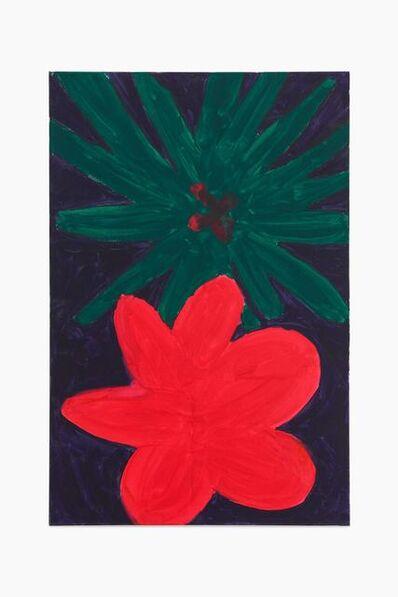 Tamuna Sirbiladze, 'Green / Red', 2014