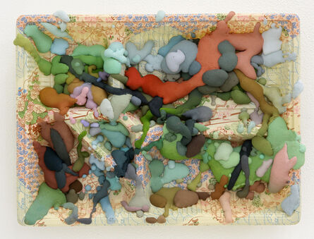 "Aida Makoto, 'Su-Ha (""Lunchbox Paintings"" series)', 2016"