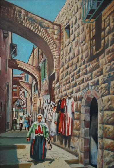 Baha' Boukhari, 'Old Woman', 1995-2000