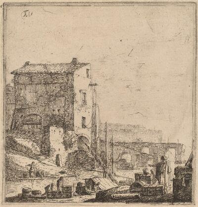 Thomas Wyck, 'The Oriental Merchant'