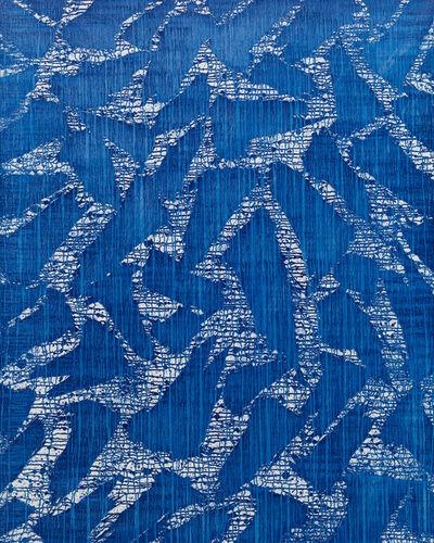 Chae Sung-Pil, 'Histoire bleu (161108)', 2016