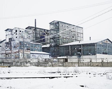 Tamas Dezso, 'Sodium Factory (Ocna-Mures, Central Romania)', 2012