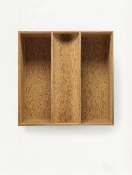 Donald Judd, 'Untitled, 91-7 Ballantine', 1991