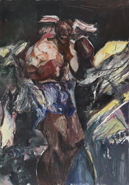 Zhu Xiangmin 朱湘閩, 'Boxer', 2016