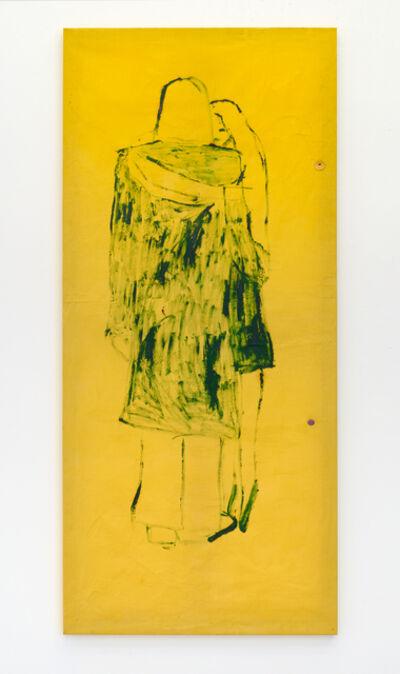 Jenny Watson, 'Tiptoe Love', 1993
