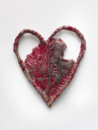 Sterling Ruby, 'Heart ', 2018