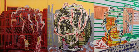 Boris Nzebo, 'HLM (Habitats à Loyer Modérés)', 2013