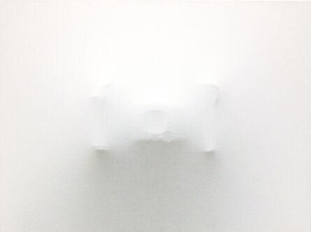 Norio Imai, 'Shadow of Memory 010 ‒ One Eye (Single size)', 2008