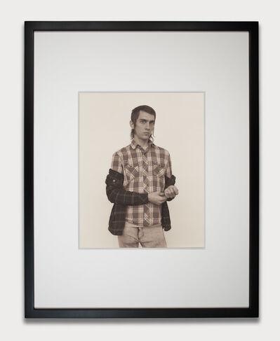 Phil Chang, 'Man, Removing Jacket', 2011