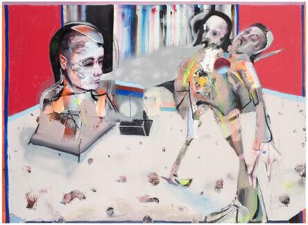 Viljami Heinonen, 'Sandblasted', 2016