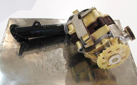 Eric Van Hove, 'V12 Laraki, untitled (Oil pump) ', 2014