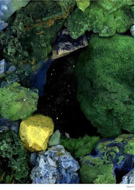 Yutao Gao, 'Green', 2019